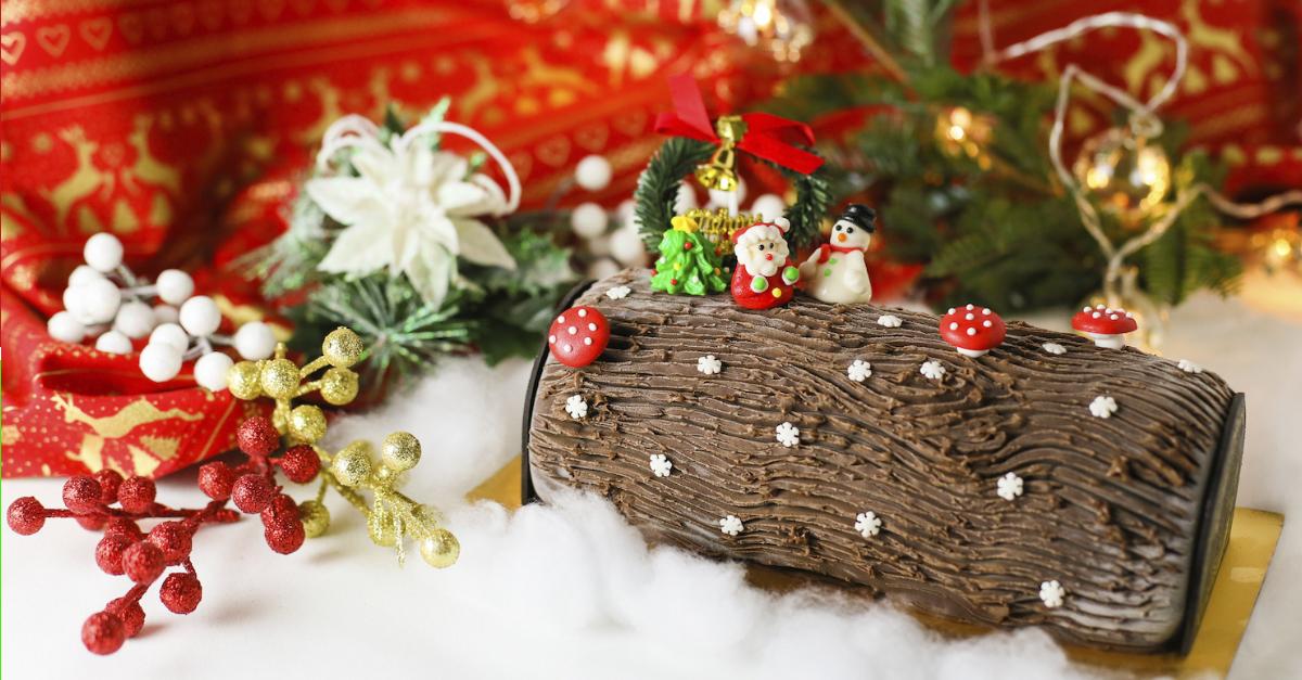 Mao Shan Wang Durian Log Cake