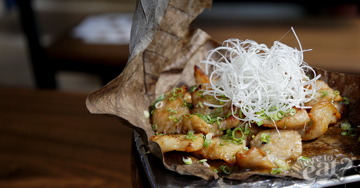 Unochubo - This Is Not Just Another Japanese-Korean Fusion
