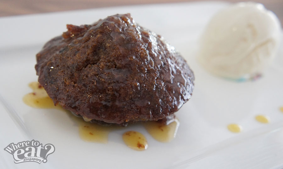 Sticky Dates Pudding