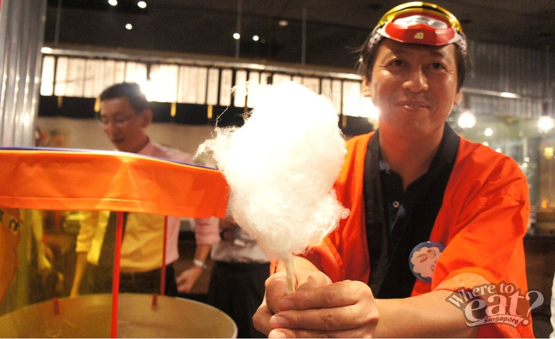 sumiya-restaurant-cotton-candy