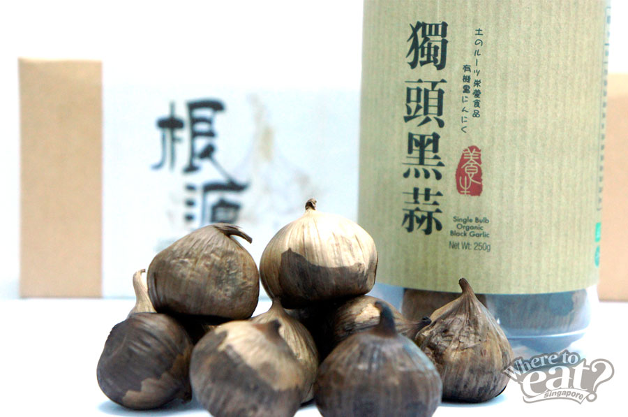 Black Garlic by Yinca