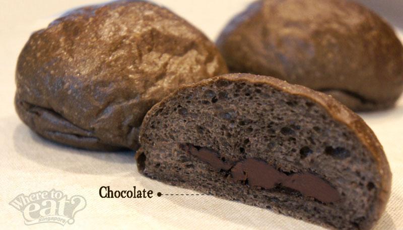 Chocolate Bun