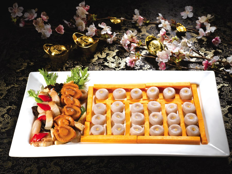 Abundance Wealth Imperial Abacus with Lobster and Abalones