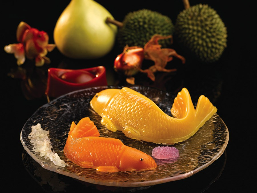 Mao Shan Wang Durian Prosperity Koi fish Nian Gao