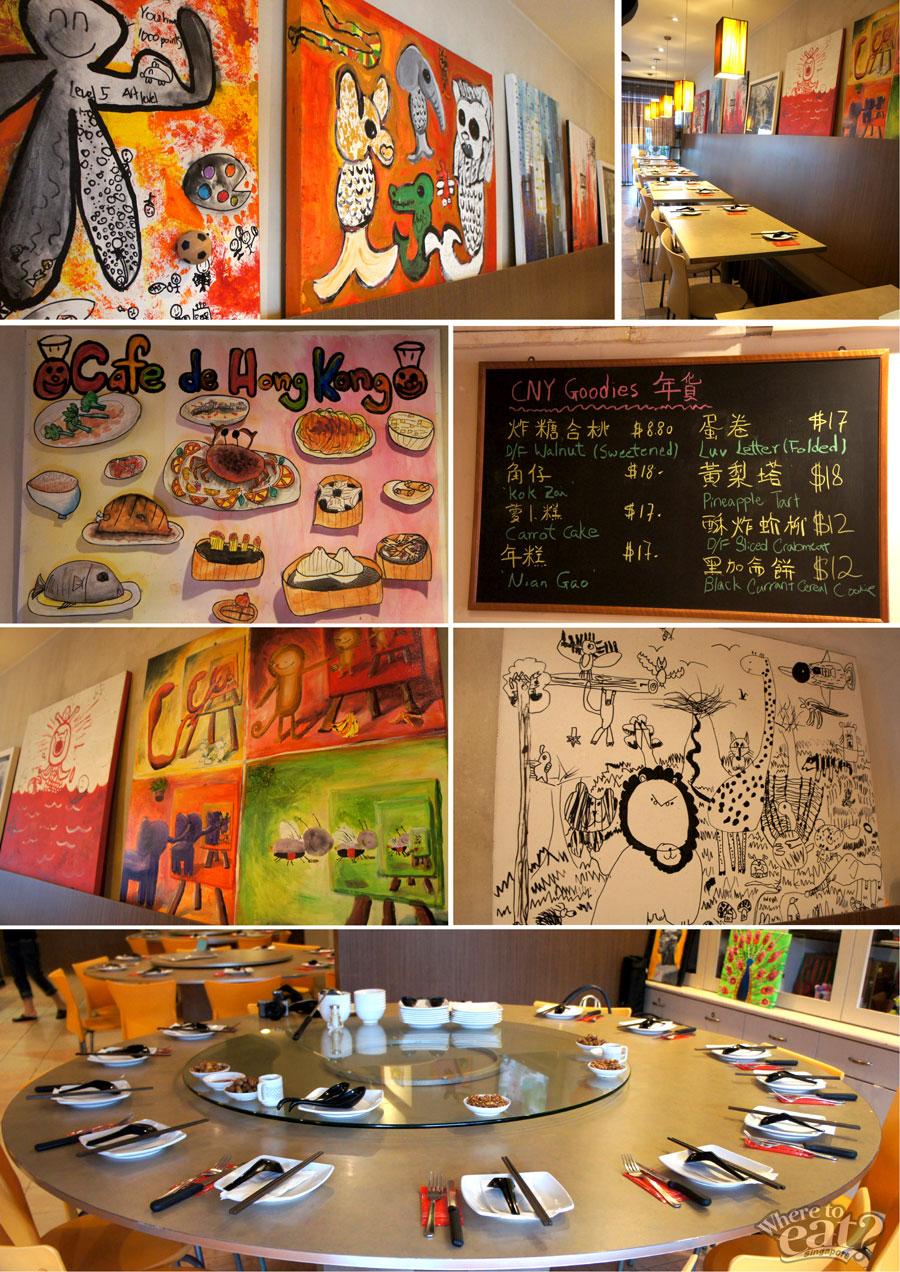 Cafe De Hongkong