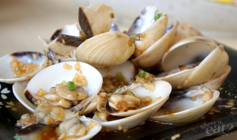 Asari Garlic Yaki