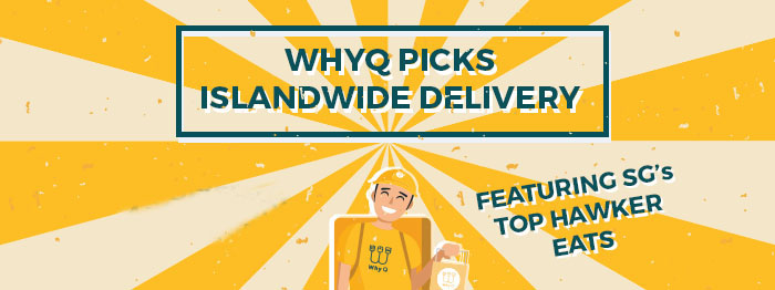 WhyQ Picks Islandwide