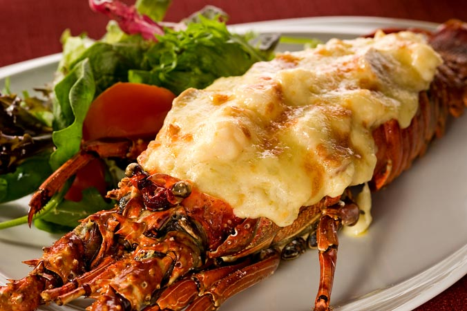 Lobster Thermidor (500g)