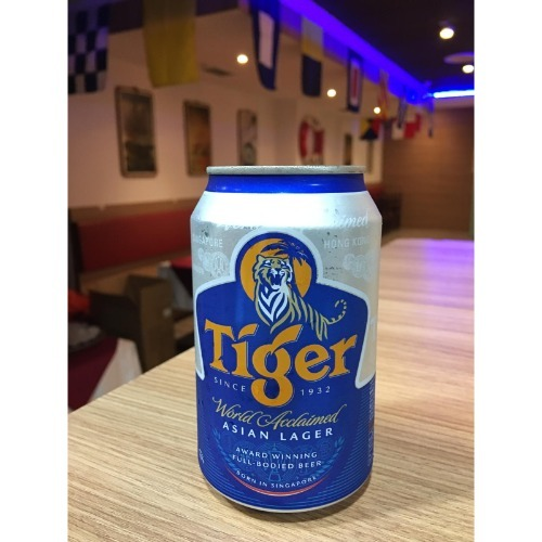 Tiger Beer (320ml)