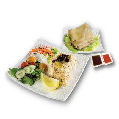 [Main Course] Hainanese Chicken
