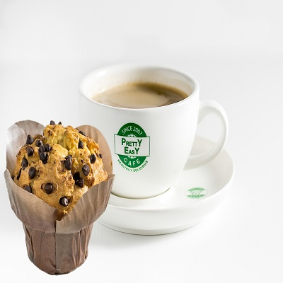 [Muffin Set] Muffin + Nutri Cafe Fit Cappuccino