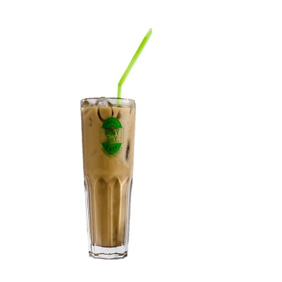 [Healthy Drink - Cold] Nutri Green Tea Gold Teh Tarik