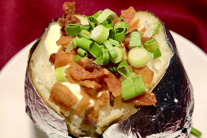 U.S. Baked Potato