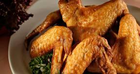 Fried Chicken Wings (per pair)