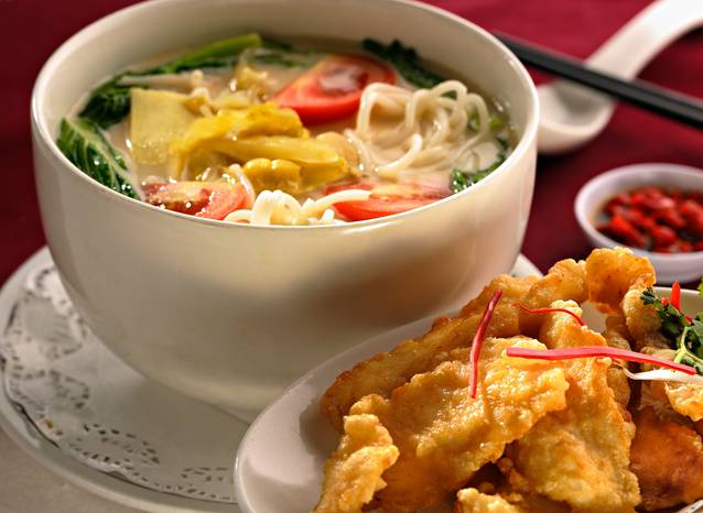 Fish Noodles (Please let us know your preference in the remarks section)