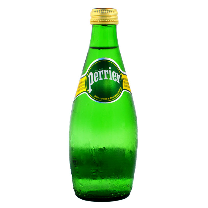 Perrier Sparkling Water (330ml)