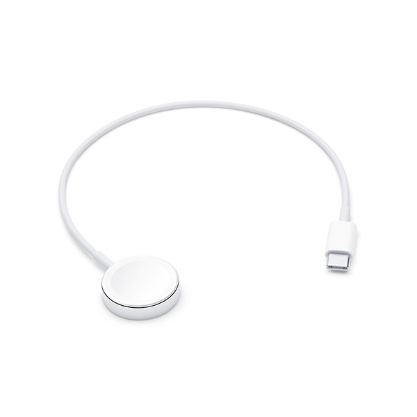 Apple watch magnetic charger to usb c cable %280.3 m%29