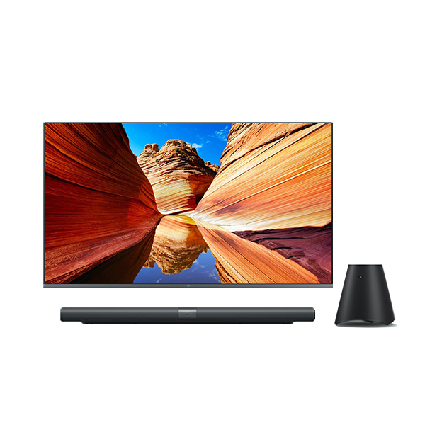 Mi tv 65 inch with soundbar 4k hdr