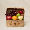 กระเช้าผลไม้ – Mixed Fruit Picnic hamper