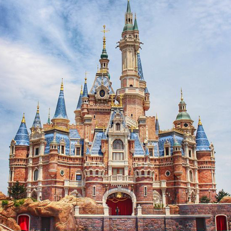 Disneyland asia-1