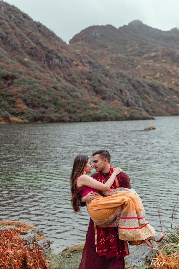 Romantic Pre Wedding Shoot Ideas