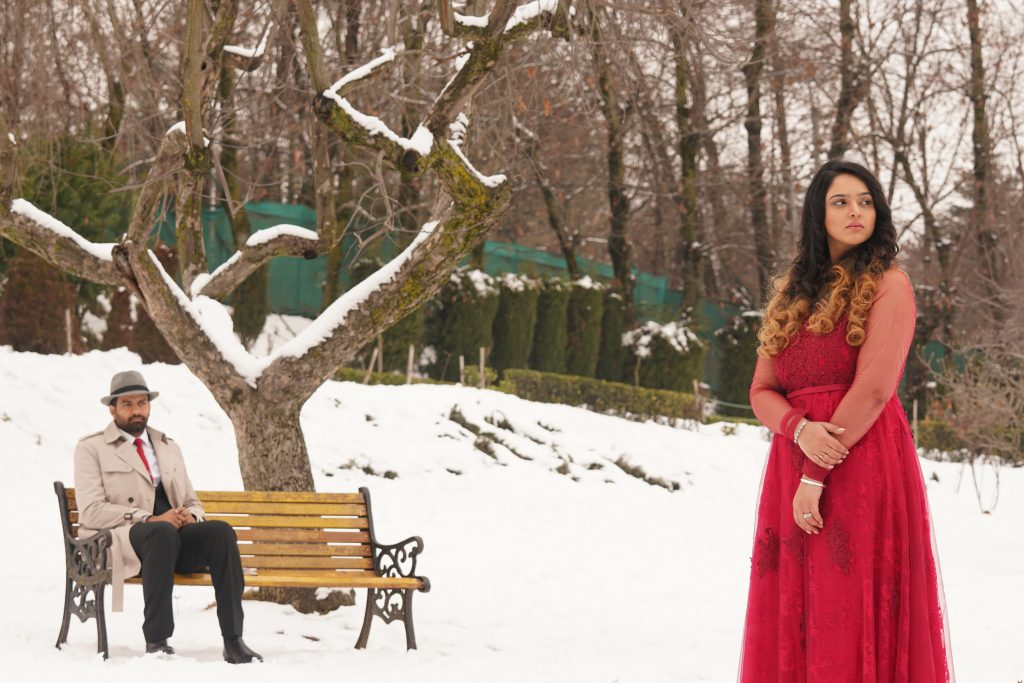 Pre-Wedding Shoot in Dal Lake Kashmir