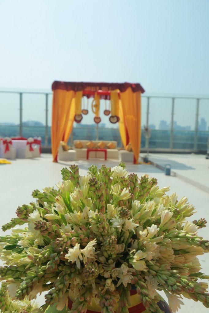 Floral wedding decoration Ideas