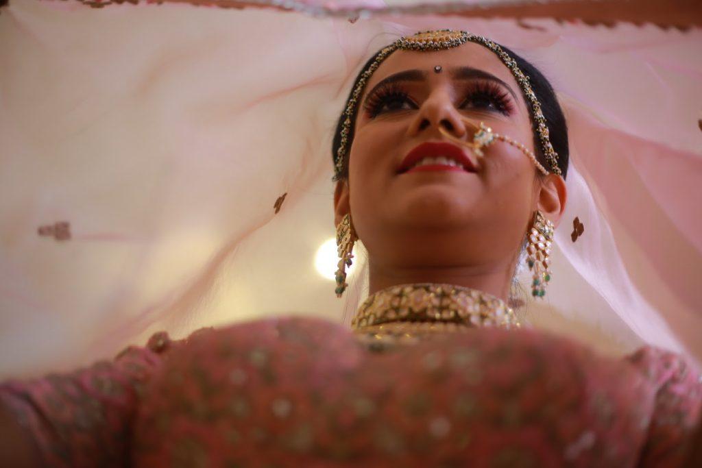 Kolkata bridal portraits