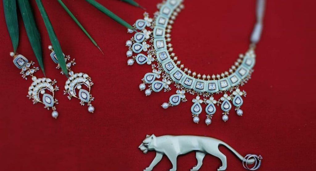 Bridal Jewellery Designed By Sabyasachi