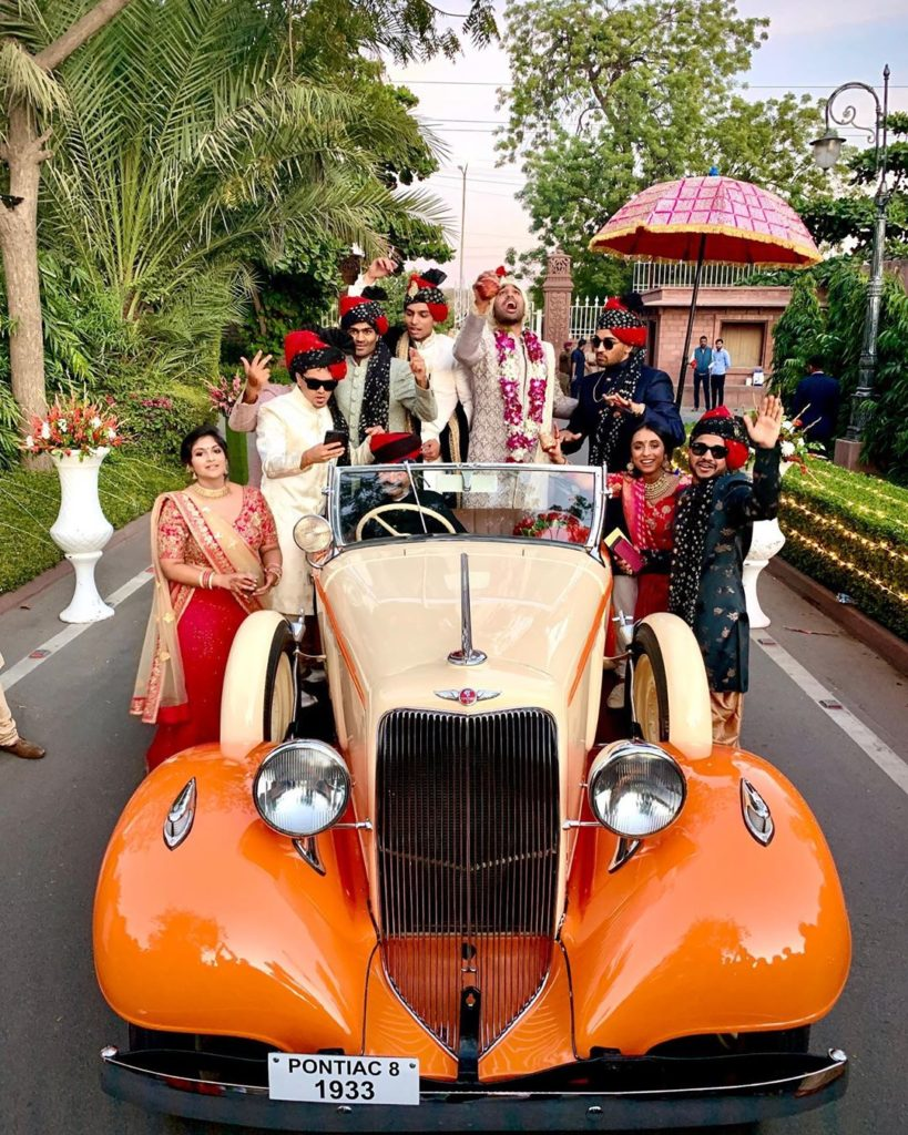 Indian groom entry Ideas