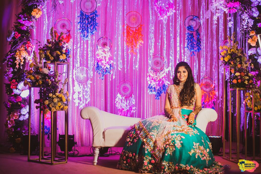 Bride Mehendi Portraits
