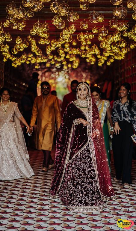 Bride Entry Ideas