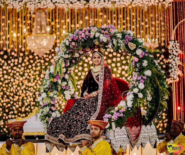 Royal bride entry Ideas