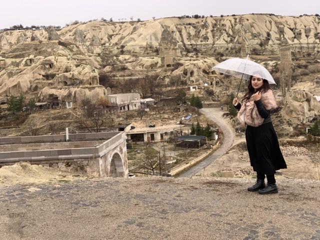 Honeymoon in Turkey