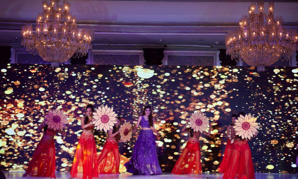 Sangeet at Taj Palace, Mumbai