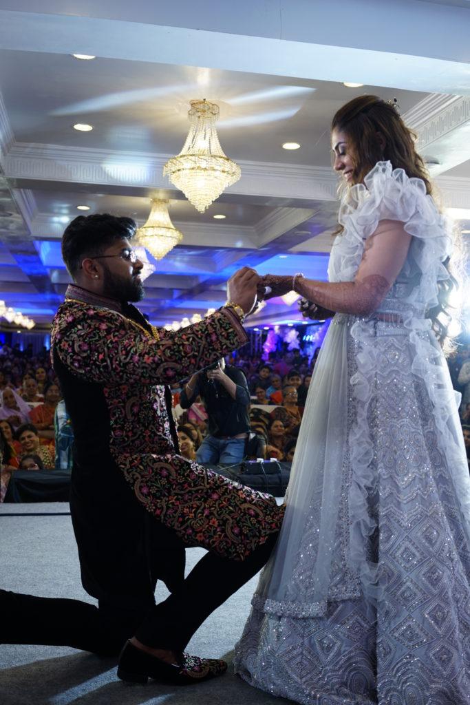 Engagement & Sangeet Ceremony