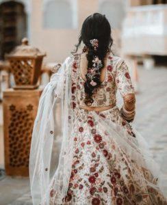 Bridal Beauty Regime for lockdown wedding
