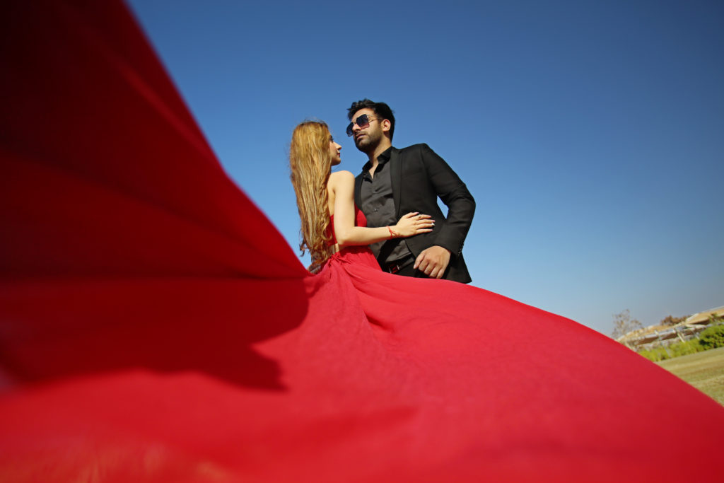 Pre-wedding Shoot in Dubai