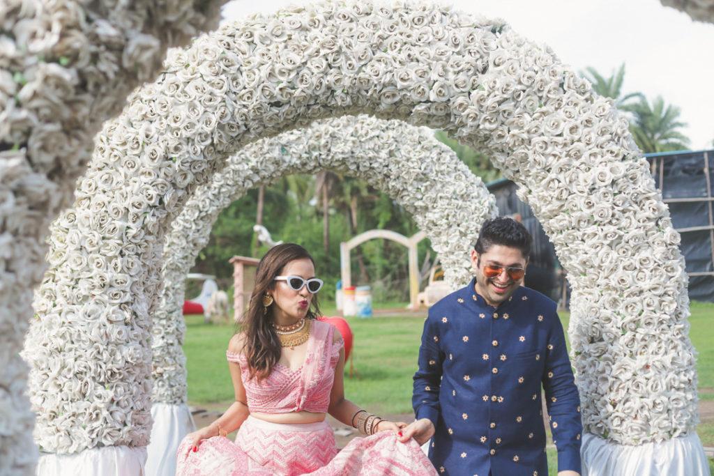 An Intimate Lockdown Wedding in Surat