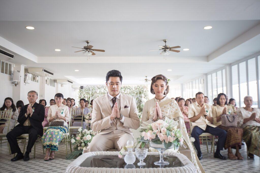 จัดงาน แต่งงาน
