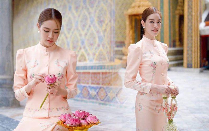 ชุดไทยแต่งงาน สวยปัง มีออร่า ตามฉบับสาวไทย