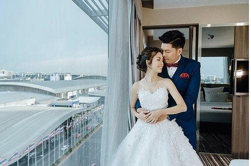 รีวิว สถานที่จัดงานแต่งงาน ย่านนนทบุรี By Novotel Bangkok Impact