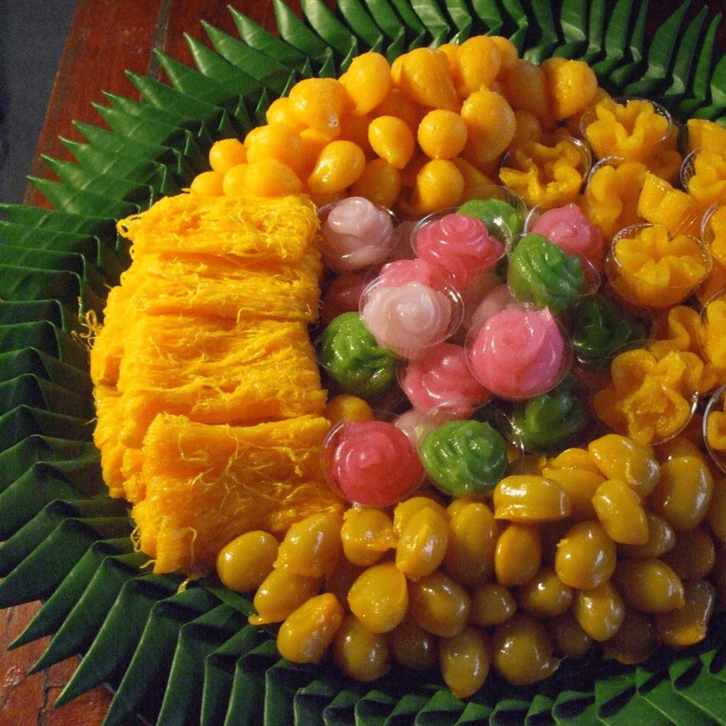 อาหารมงคล ที่ควรมีในงานแต่ง เพื่อเสริมความเป็นสิริมงคล
