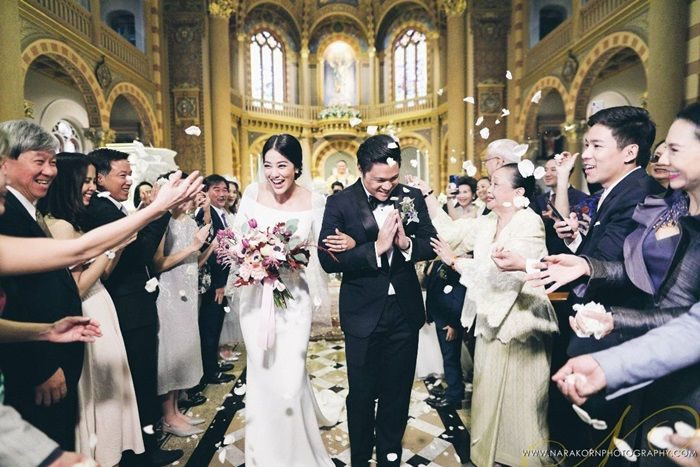 เช็คลิสต์ พิธีแต่งงานแบบคริสต์ คาทอลิก โปเตสแตนต์ ครบทุกขั้นตอน