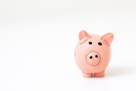 Piggy Bank - Photo by Fabian Blank on Unsplash