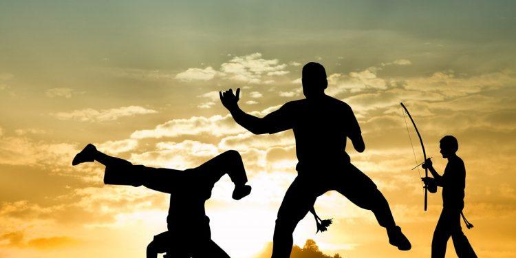 Capoeira - https://www.wanderlust.co.uk/content/salvador-brazil - shutterstock_156272639