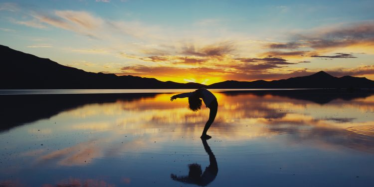 Yoga - Photo by Farsai Chaikulngamdee on Unsplash