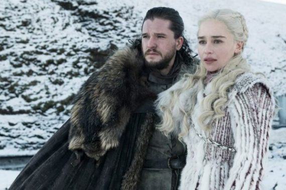 Jon Snow + Danaerys - Game of Thrones - https://a57.foxnews.com/static.foxnews.com/foxnews.com/content/uploads/2019/04/1024/512/psc-jon-danaerys-game-of-thrones-1.jpeg?ve=1&tl=1