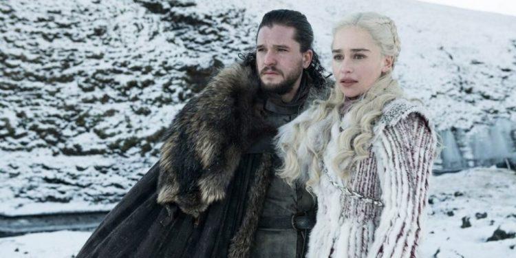 Jon Snow + Danaerys - Game of Thrones - https://a57.foxnews.com/static.foxnews.com/foxnews.com/content/uploads/2019/04/1024/512/psc-jon-danaerys-game-of-thrones-1.jpeg?ve=1&tl=1