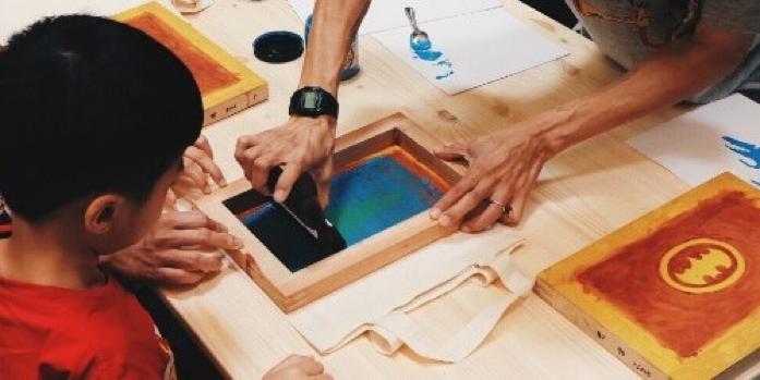 monster gallery craft workshop